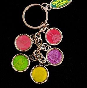 Universal Studios Sponge Bob & Friends Keychain 🧽